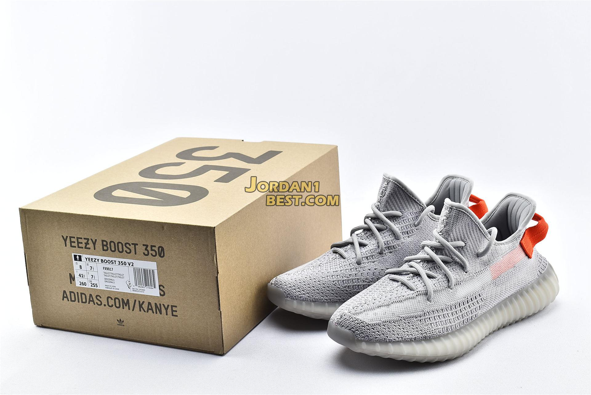 "Adidas Yeezy Boost 350 V2 ""Tail Light"" FX9017"