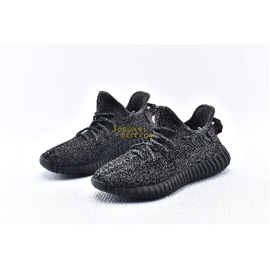 "best replicas Adidas Yeezy Boost 350 V2 ""Black Reflective"" FU9007 Black Reflective/Black-Black Mens Womens Unisex Shoes replicas On Sale Wholesale"