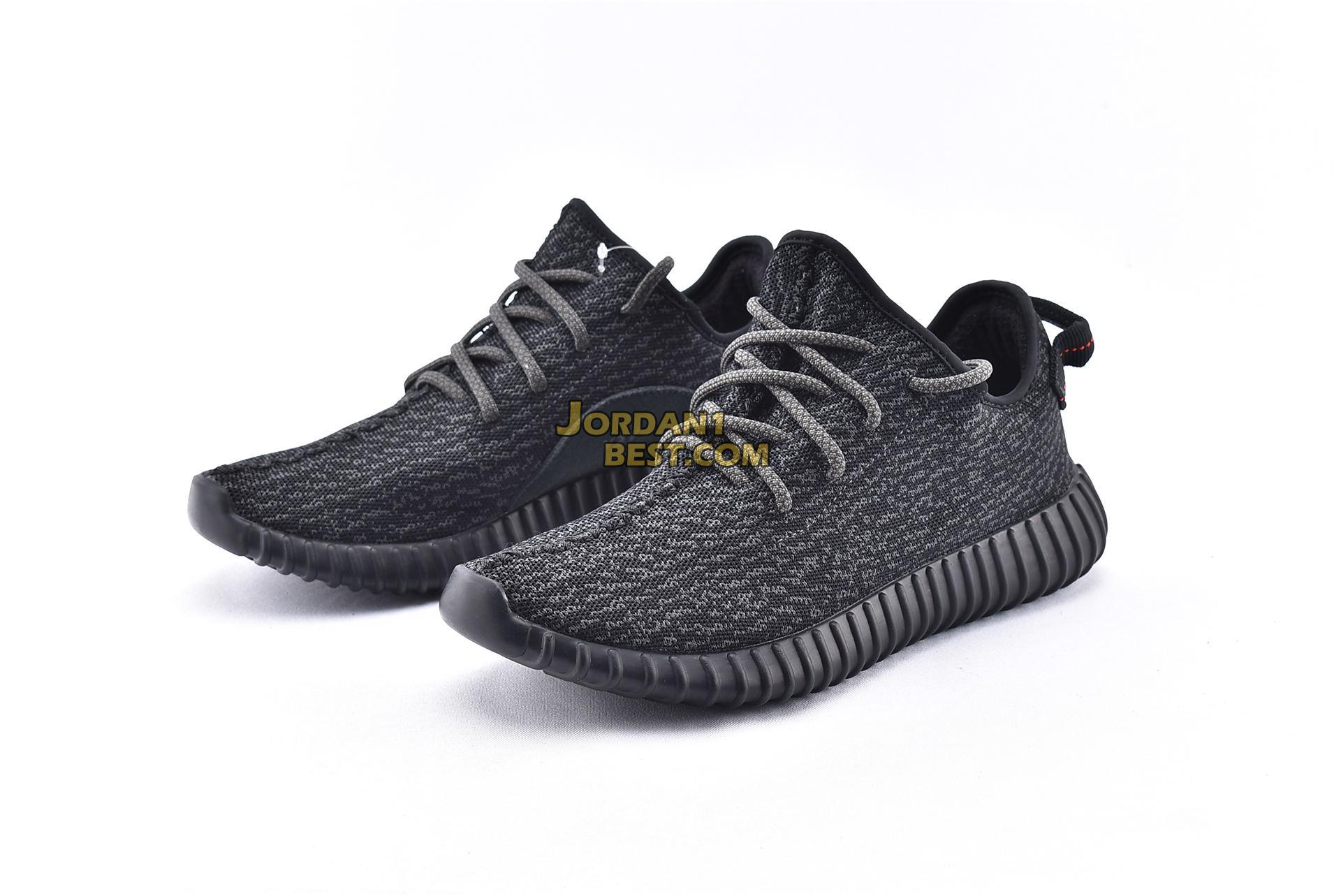 "Adidas Yeezy Boost 350 V2 ""2016 Pirate Black"" BB5350"
