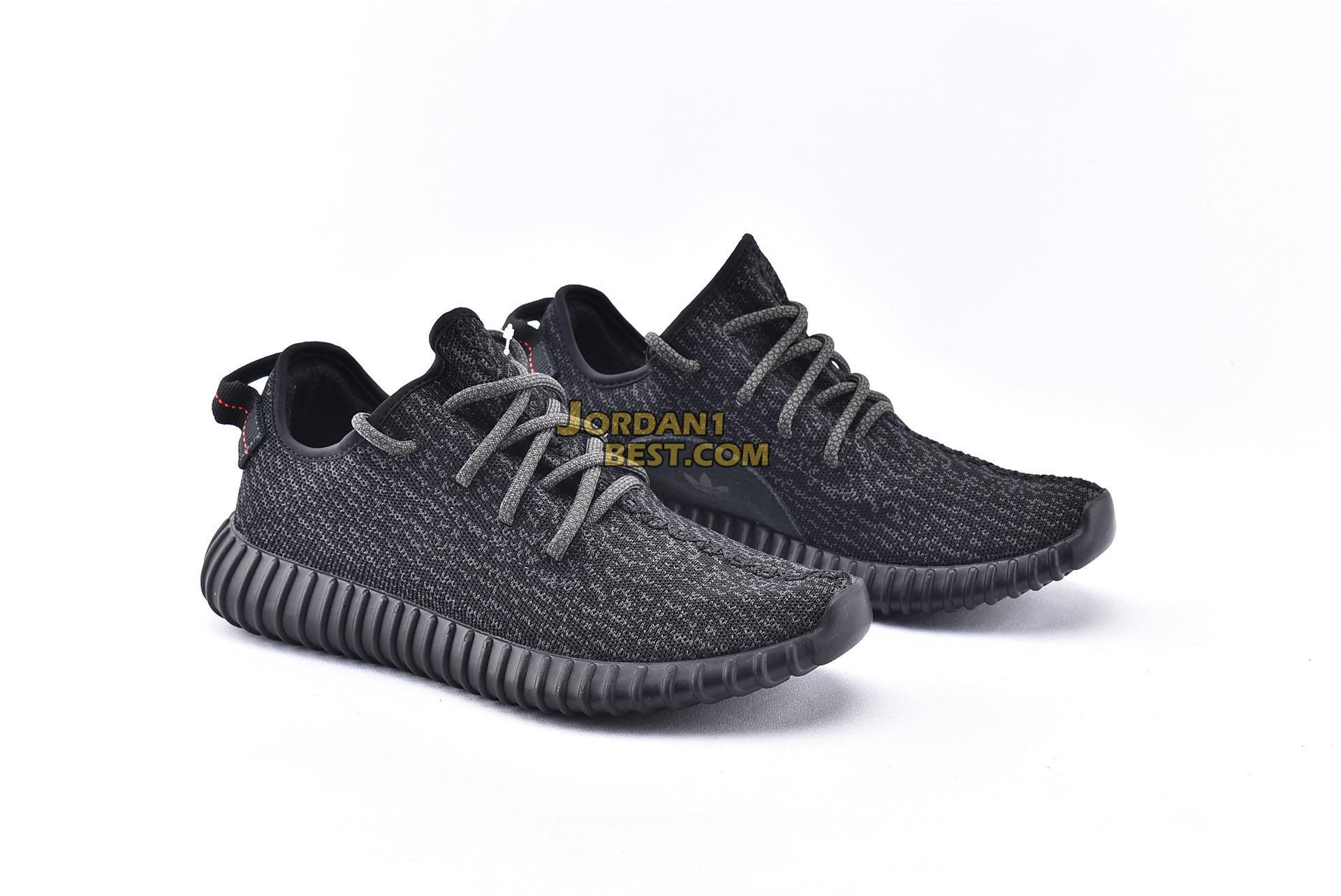 "Adidas Yeezy Boost 350 V2 ""2016 Pirate Black"" BB5350"