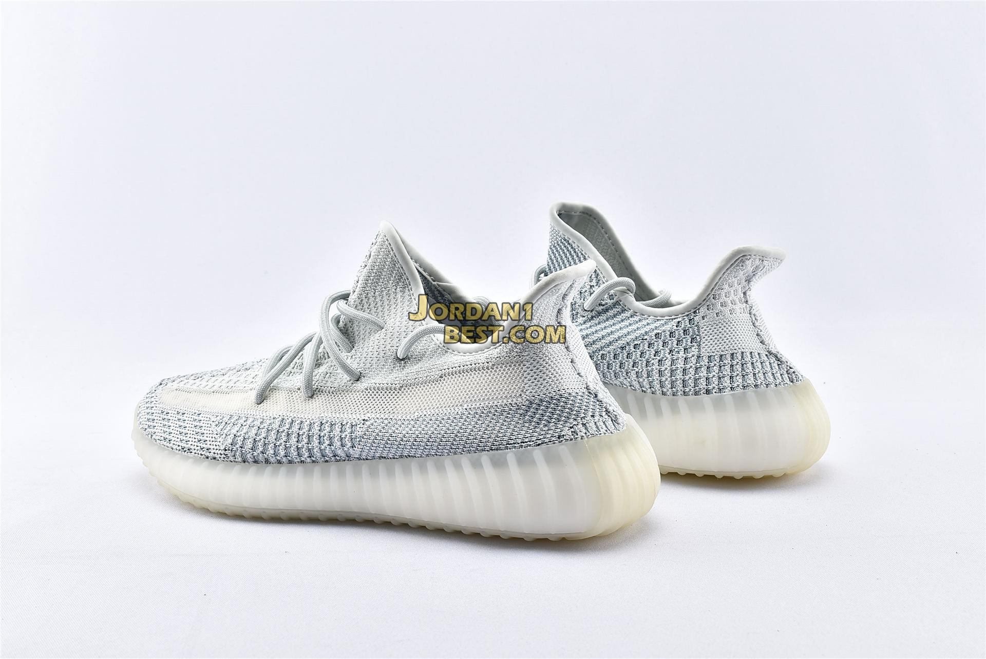 "Adidas Yeezy Boost 350 V2 ""Cloud White Non-Reflective"" FW3043"