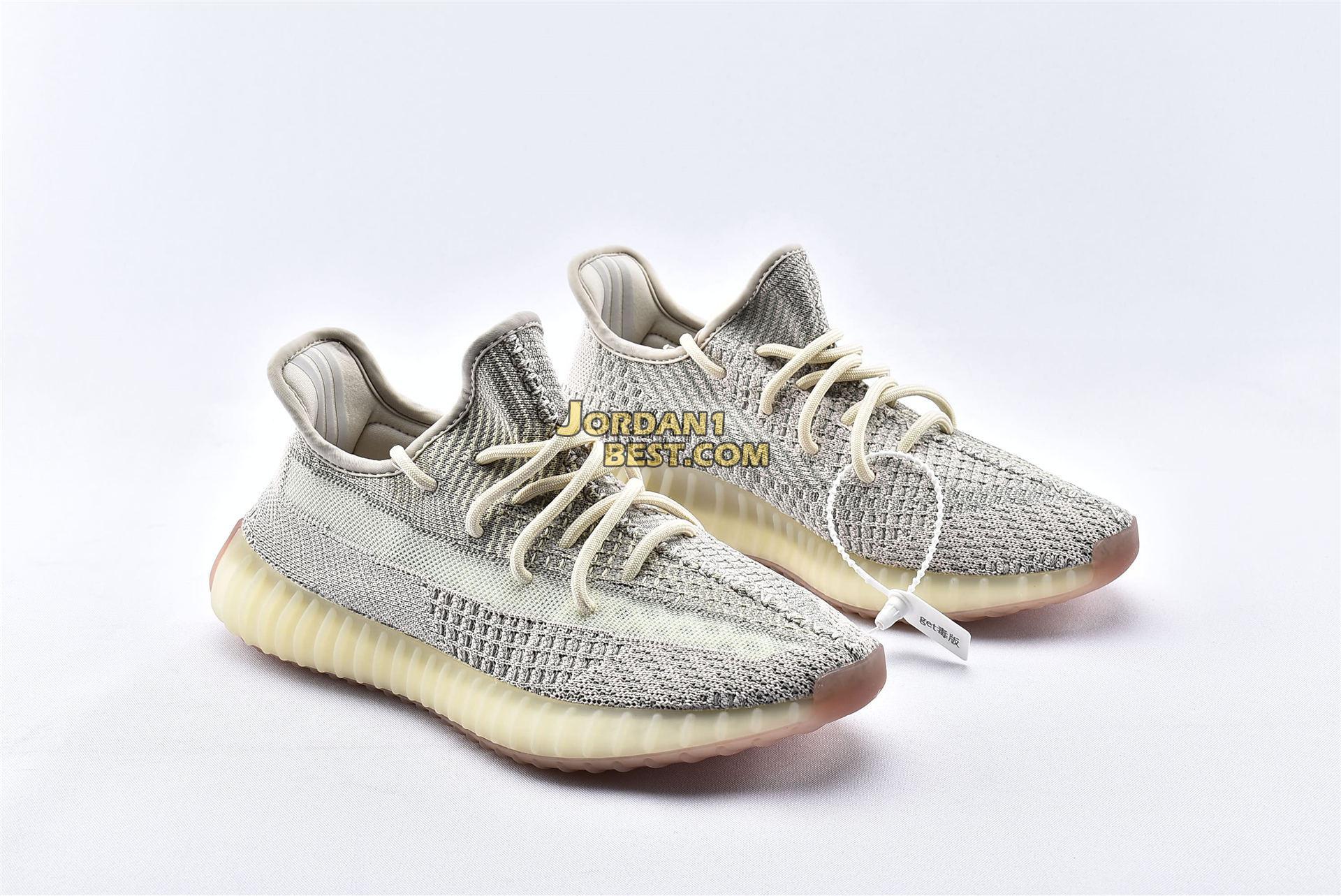 "Adidas Yeezy Boost 350 V2 ""Citrin Non-Reflective"" FW3042"