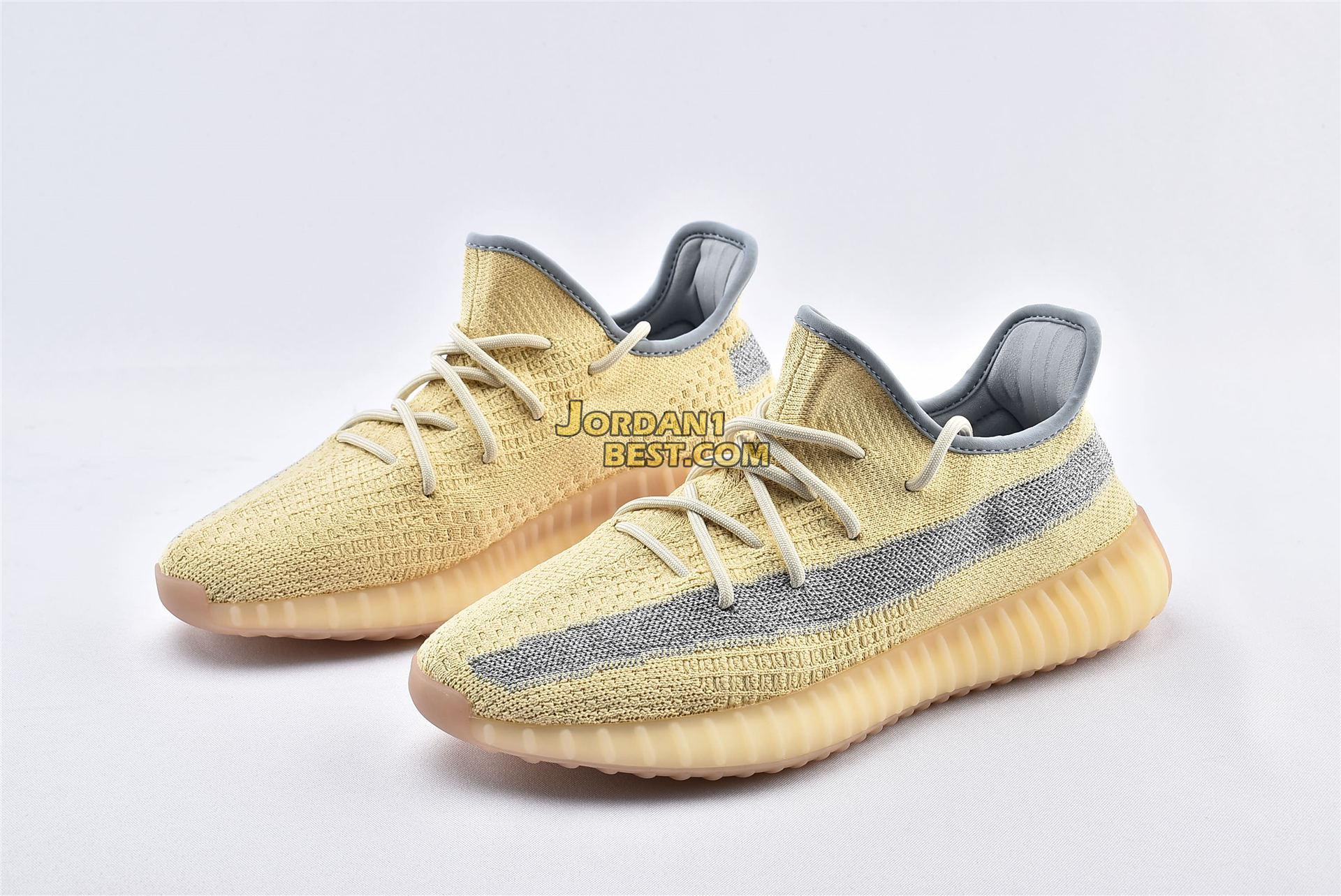 "Adidas Yeezy Boost 350 V2 ""Linen"" FY5158"