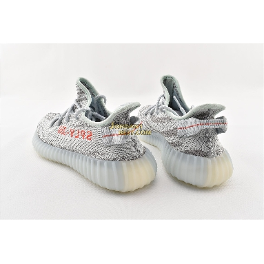 """top 3 fake Adidas Yeezy Boost 350 V2 """"Blue Tint"""" B37571 Blue Tint/Grey Three/High Resolution Red Mens Womens Unisex Shoes replicas On Sale Wholesale"""