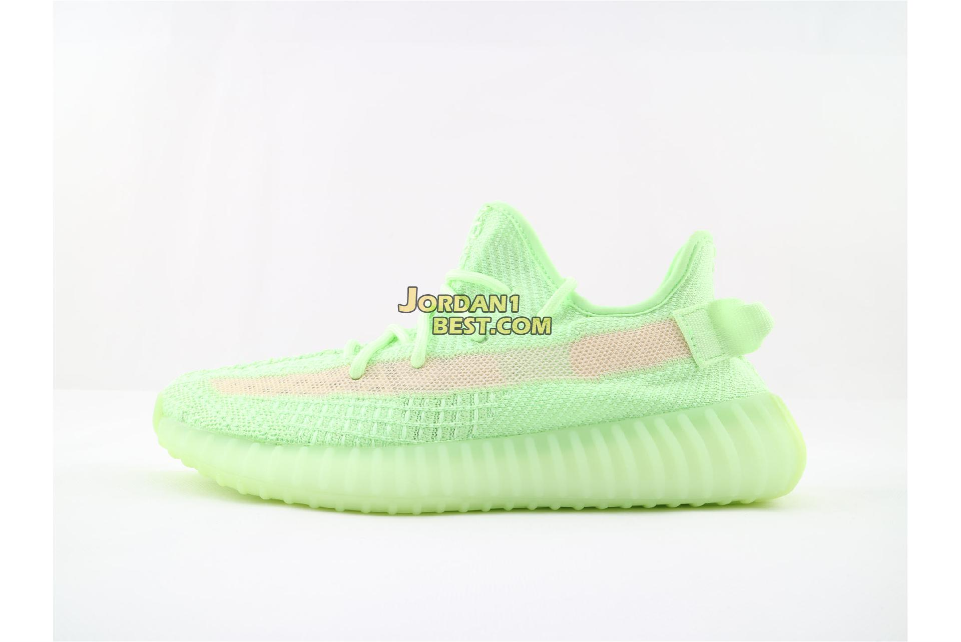 "Adidas Yeezy Boost 350 V2 ""Glow in the Dark"" EG5293"