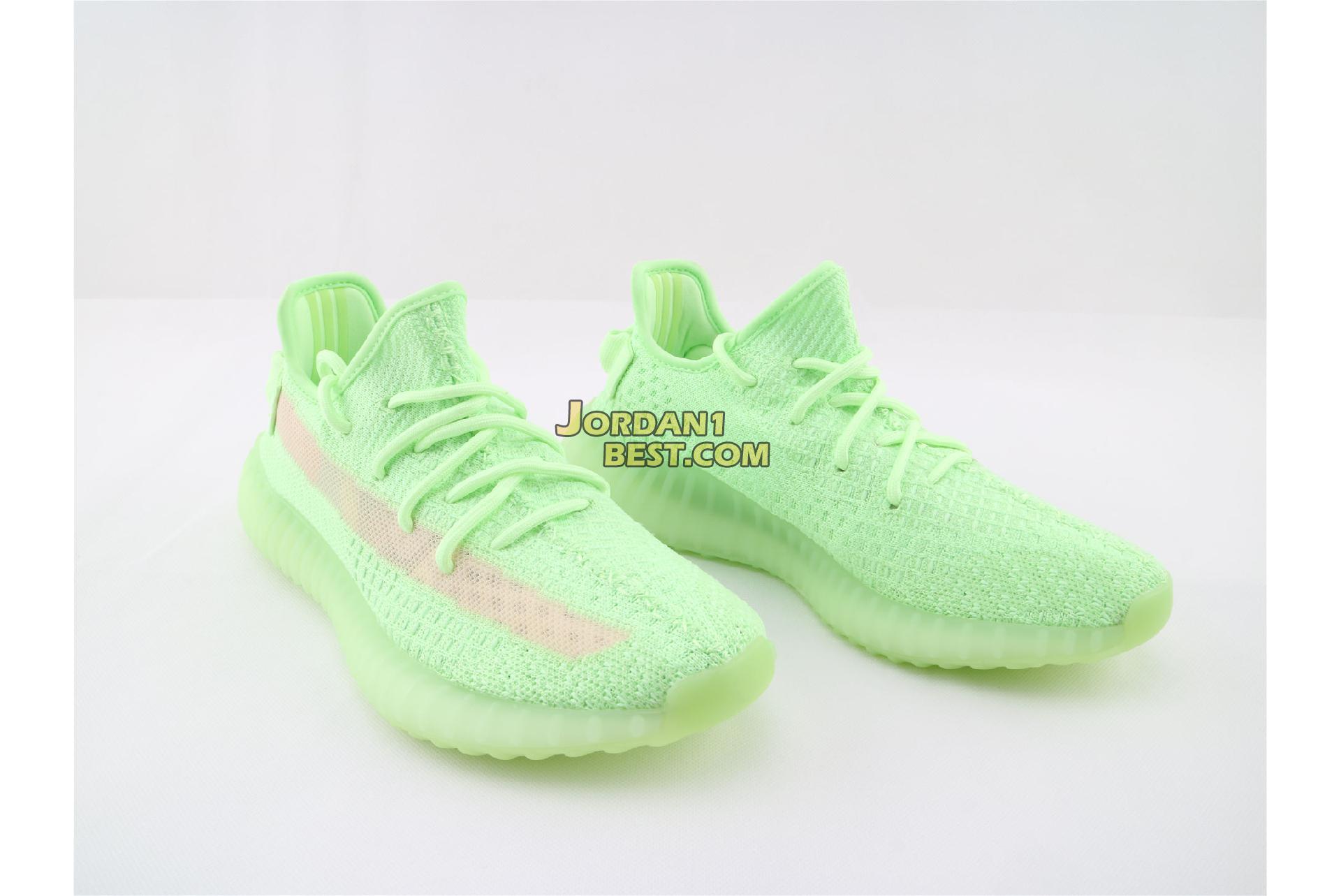 "Adidas Yeezy Boost 350 V2 ""Glow in the Dark"" EG5293"