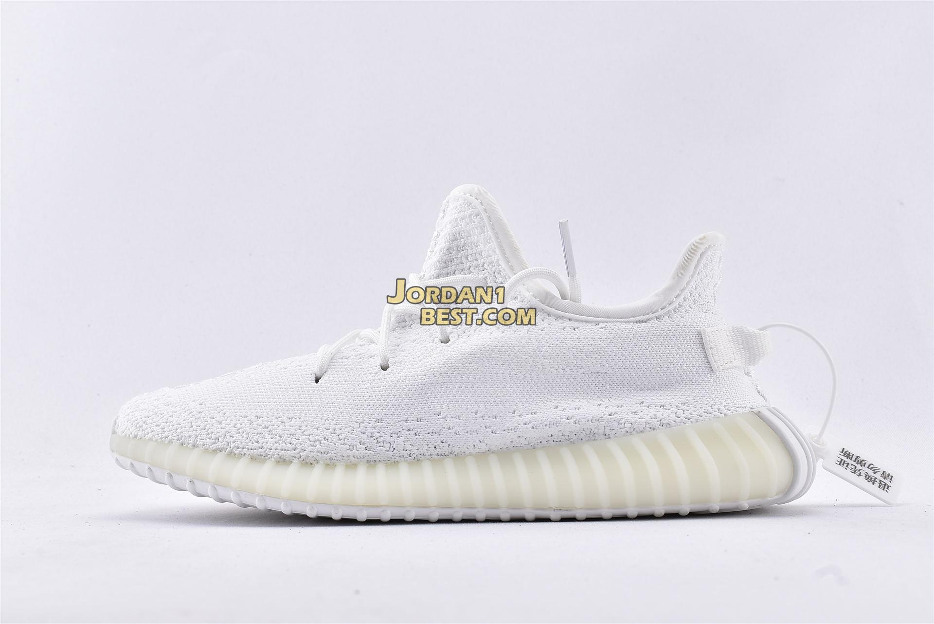 "Adidas Yeezy Boost 350 V2 ""Triple White"" BB6373"
