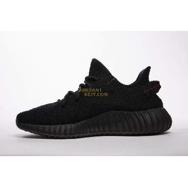 """AAA Quality Adidas Yeezy Boost 350 V2 """"Bred"""" CP9652 Core Black/Core Black-Red Mens Womens Unisex Shoes replicas On Sale Wholesale"""
