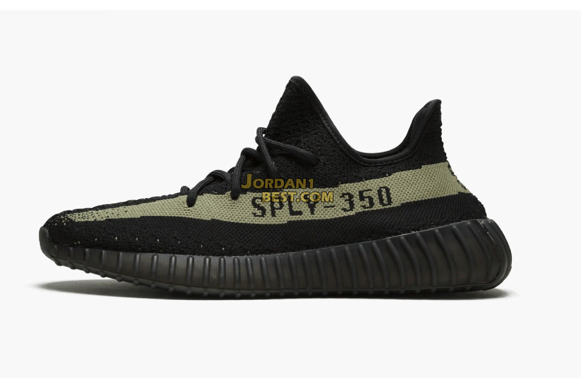 """Adidas Yeezy Boost 350 V2 """"Green"""" BY9611"""