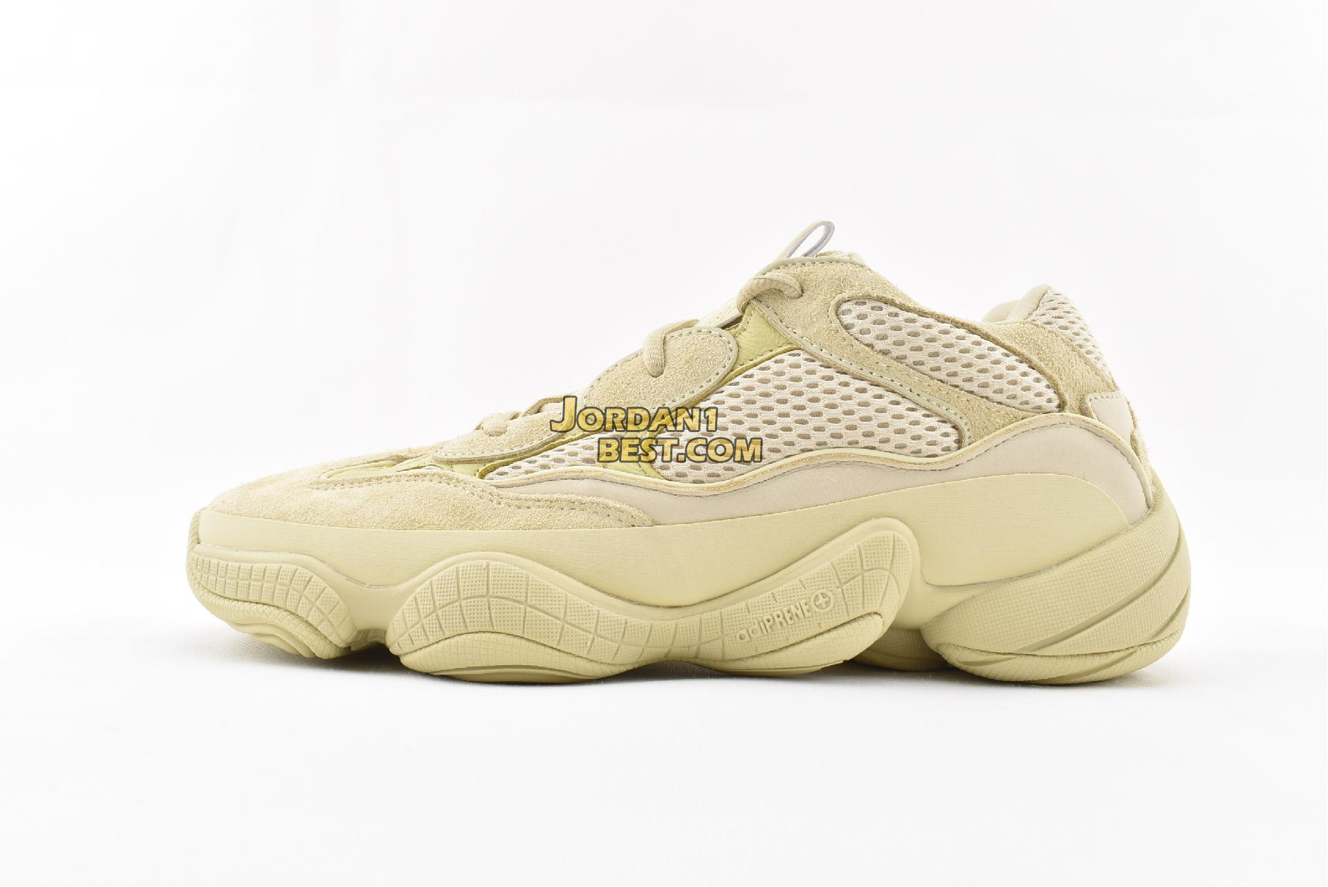 "Adidas Yeezy 500 ""Super Moon Yellow"" DB2966"