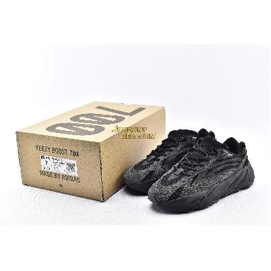 "best replicas Adidas Yeezy Boost 700 V2 ""Vanta"" FU6684 Vanta/Vanta-Vanta Mens Womens Unisex Shoes replicas On Sale Wholesale"