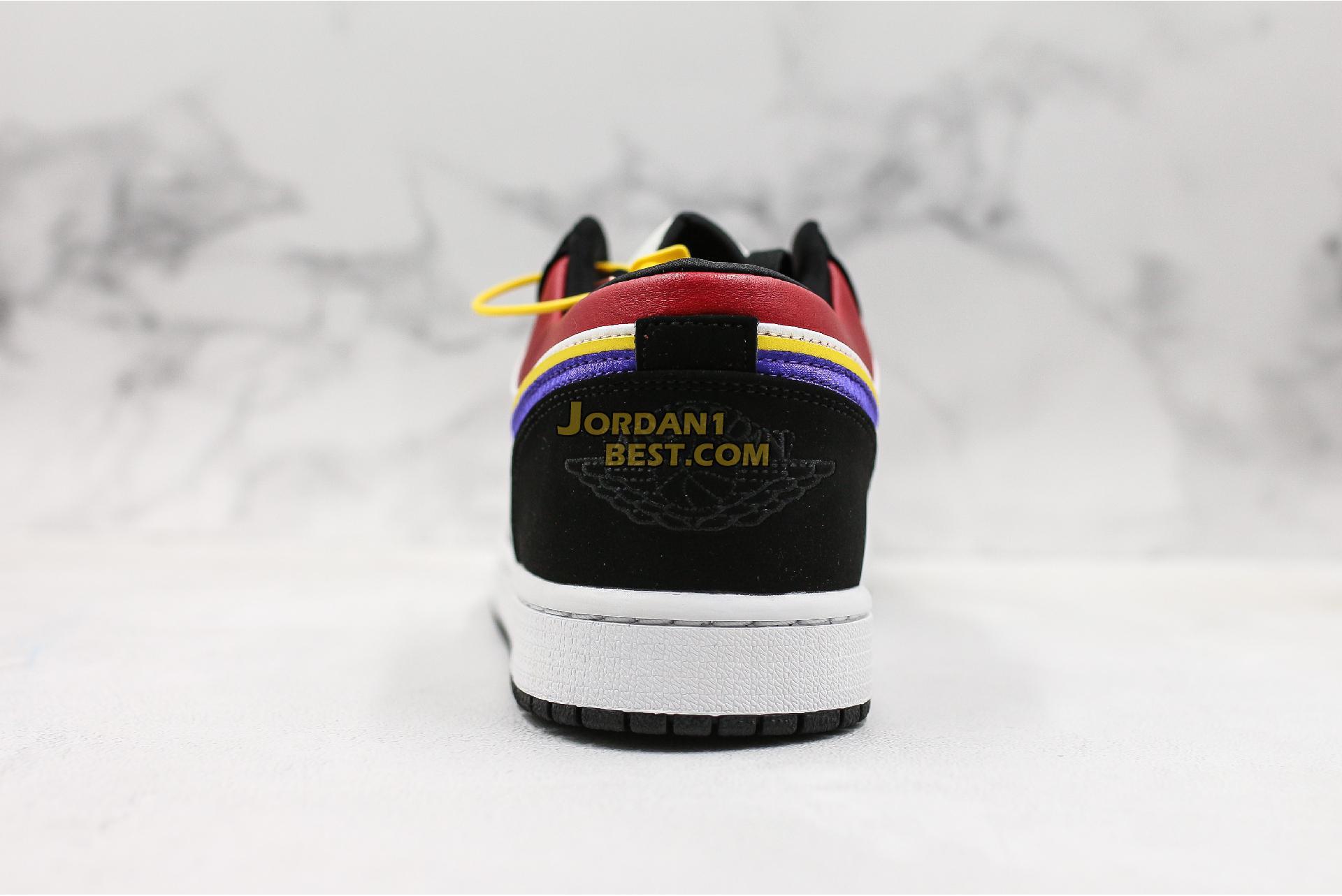 "2019 Air Jordan 1 Low ""Rivals"" CJ9216-051 Mens Womens"