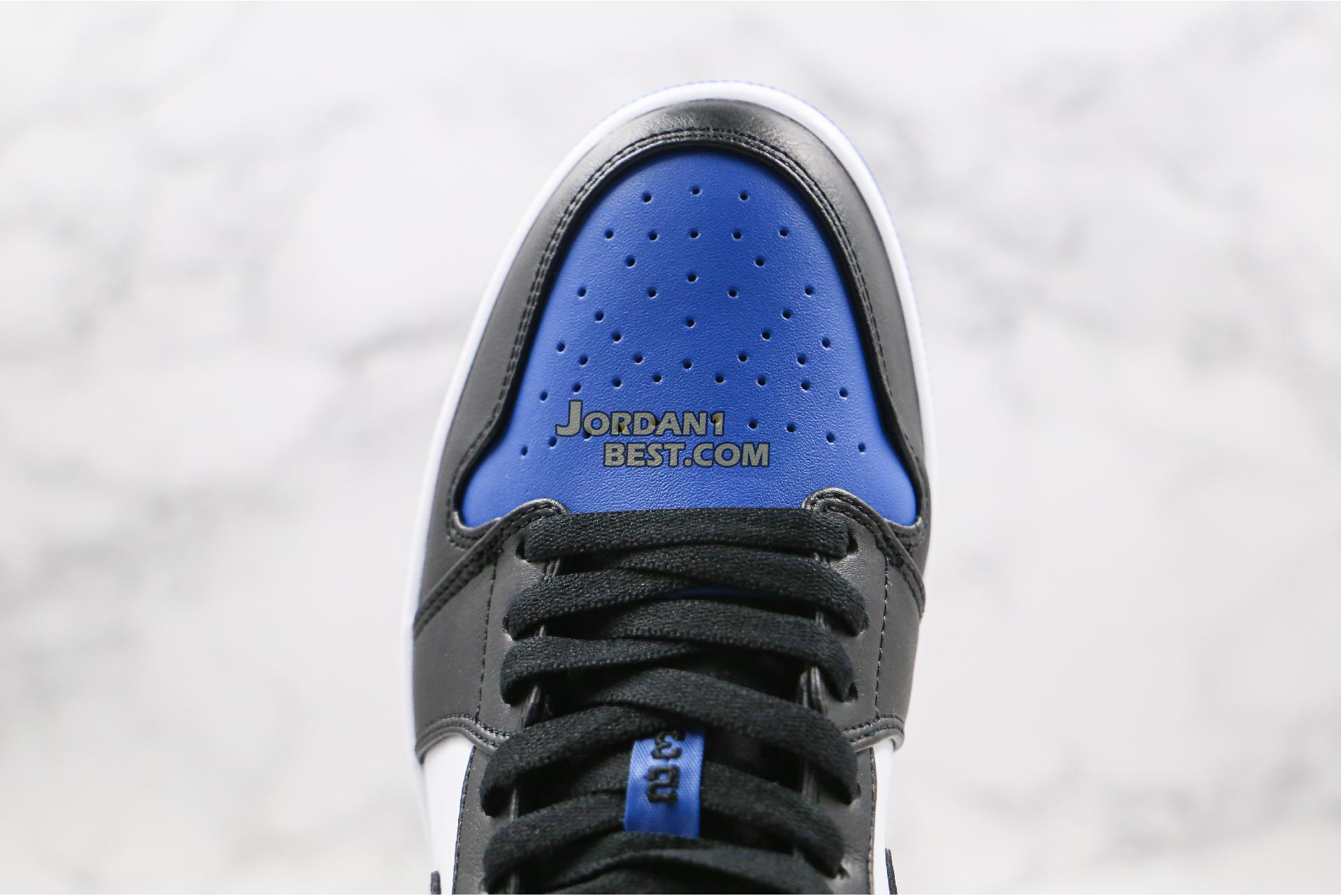 """Air Jordan 1 Low """"Royal Toe"""" CQ9446-400 Mens Womens"""