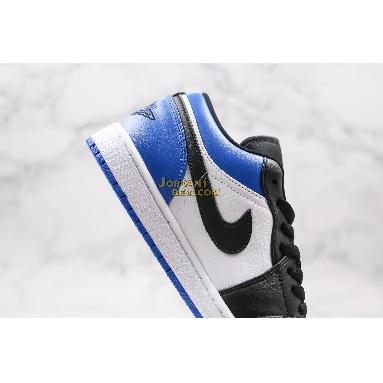 "new replicas Air Jordan 1 Low ""Royal Toe"" CQ9446-400 Mens Womens sport royal/white-black Shoes replicas On Wholesale Sale Online"