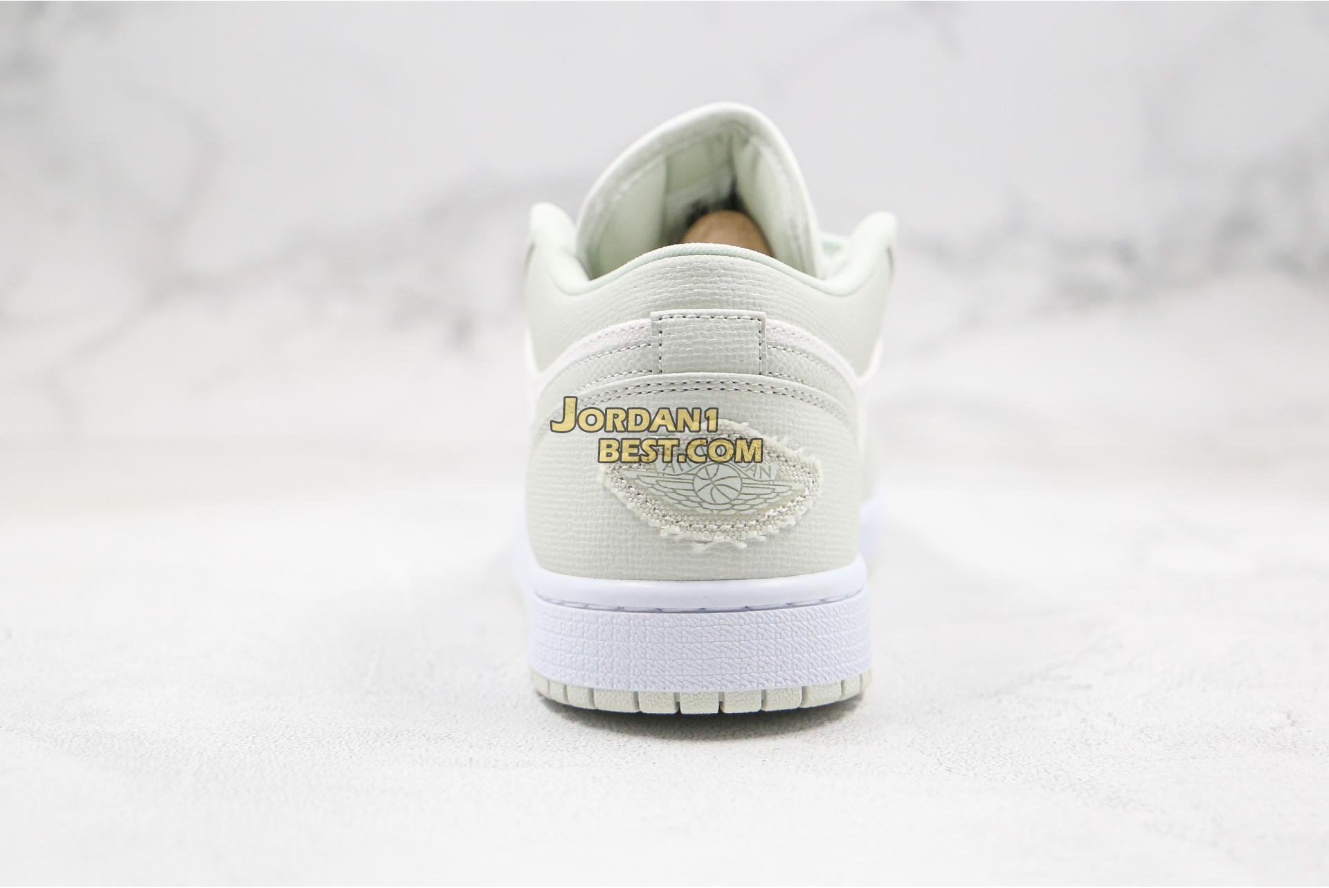 "Air Jordan 1 Low ""Spruce Aura"" CW1381-003 Mens Womens"
