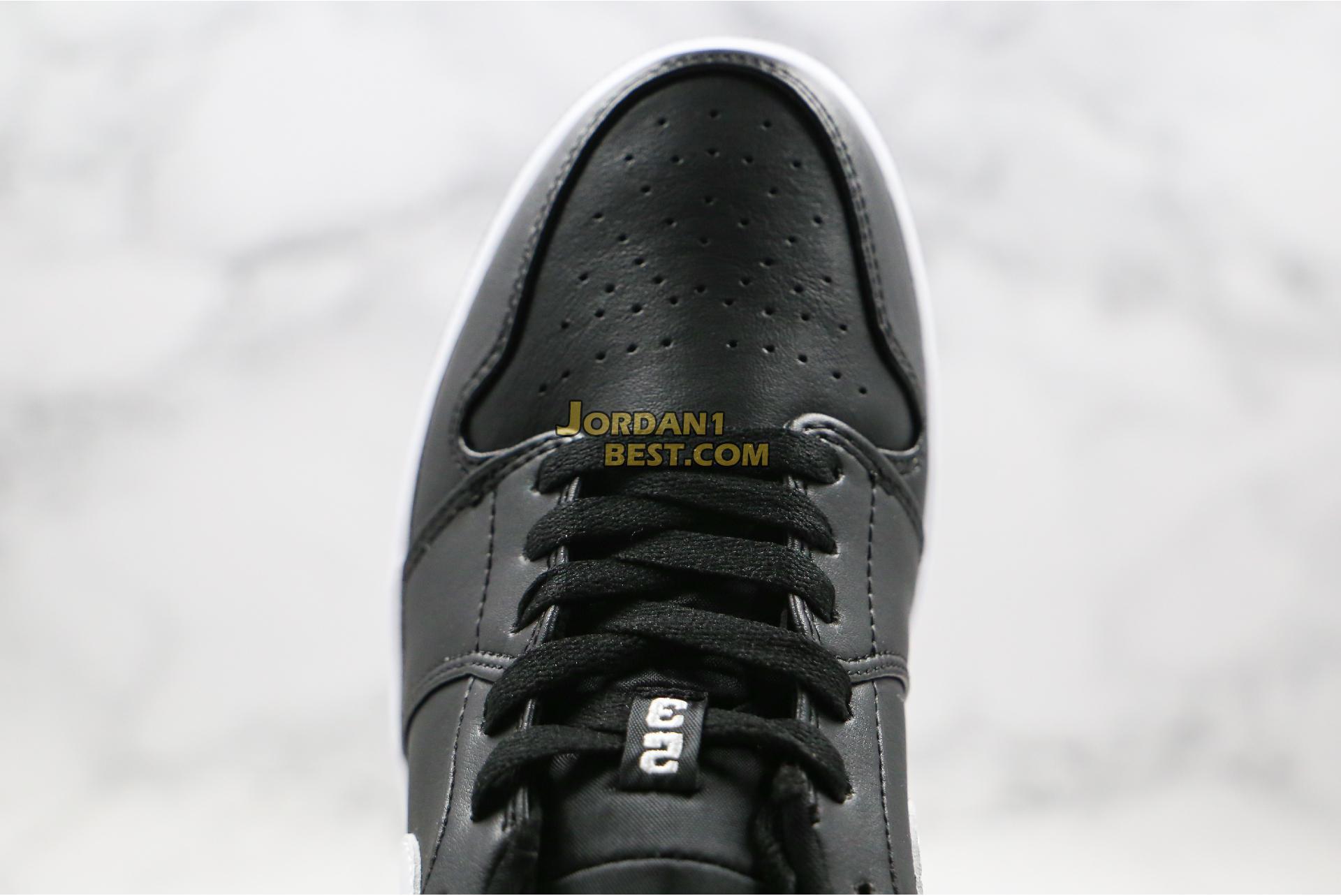 """Air Jordan 1 Low """"Black And White"""" AO9944-001 Mens Womens"""