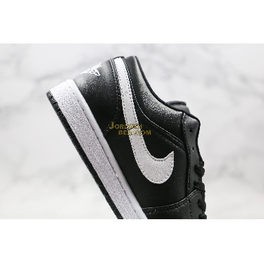 """top 3 fake Air Jordan 1 Low """"Black And White"""" AO9944-001 Mens Womens black/white Shoes replicas On Wholesale Sale Online"""