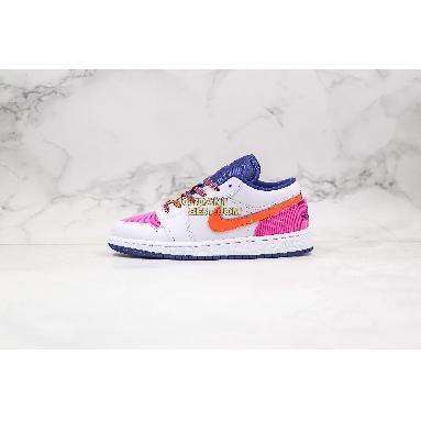 "new replicas Air Jordan 1 Low GS ""Fire Pink Hyper Crimson"" 554723-502 Womens barely grape/fire pink-regency purple-hyper crimson Shoes replicas On Wholesale Sale Online"