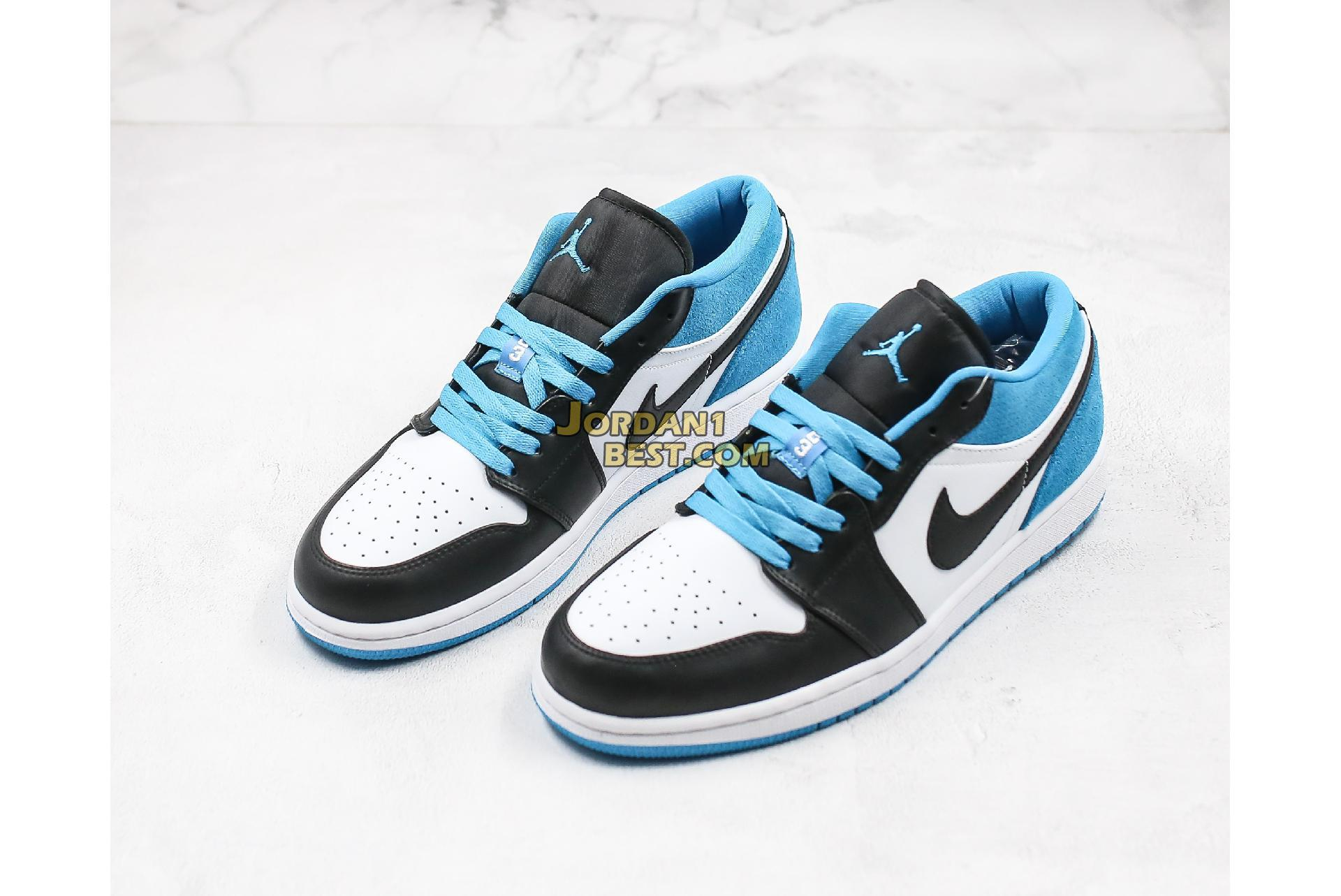 "2020 Air Jordan 1 Low ""Laser Blue"" CK3022-004 Mens Womens"