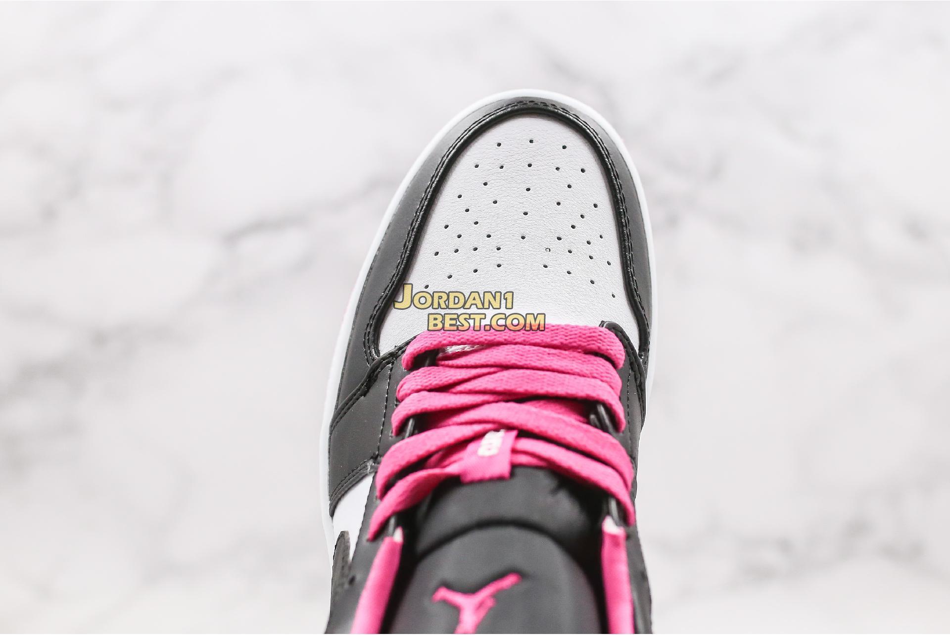 """2020 Air Jordan 1 Low SE """"Fuchsia"""" CK3022-005 Mens Womens"""