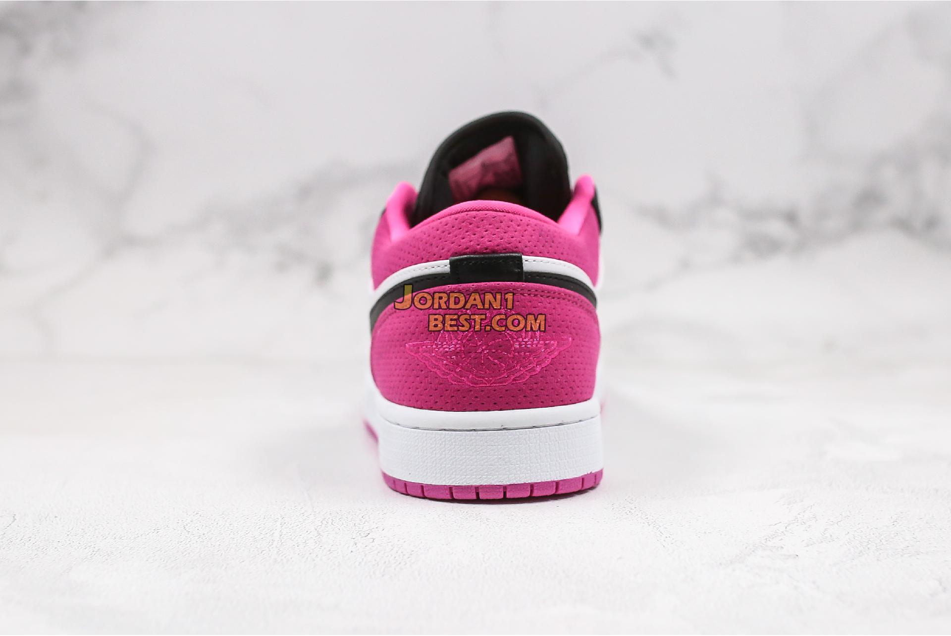 "2020 Air Jordan 1 Low SE ""Fuchsia"" CK3022-005 Mens Womens"