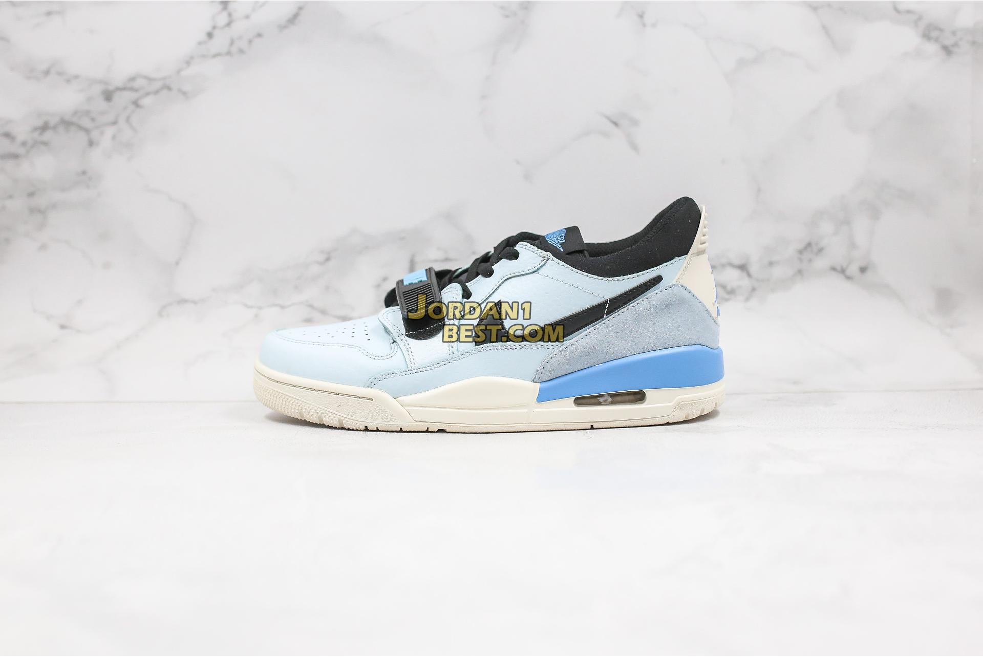 "2019 Air Jordan Legacy 312 Low ""Pale Blue"" CD7069-400 Mens Womens"