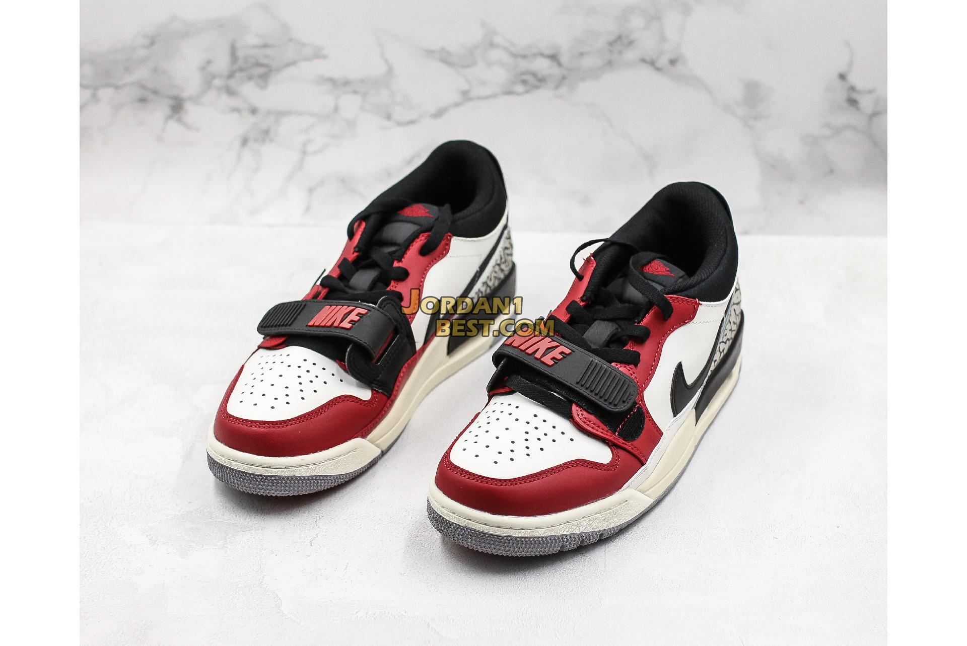 """Air Jordan Legacy 312 Low """"Chicago"""" CD7069-106 Mens Womens"""