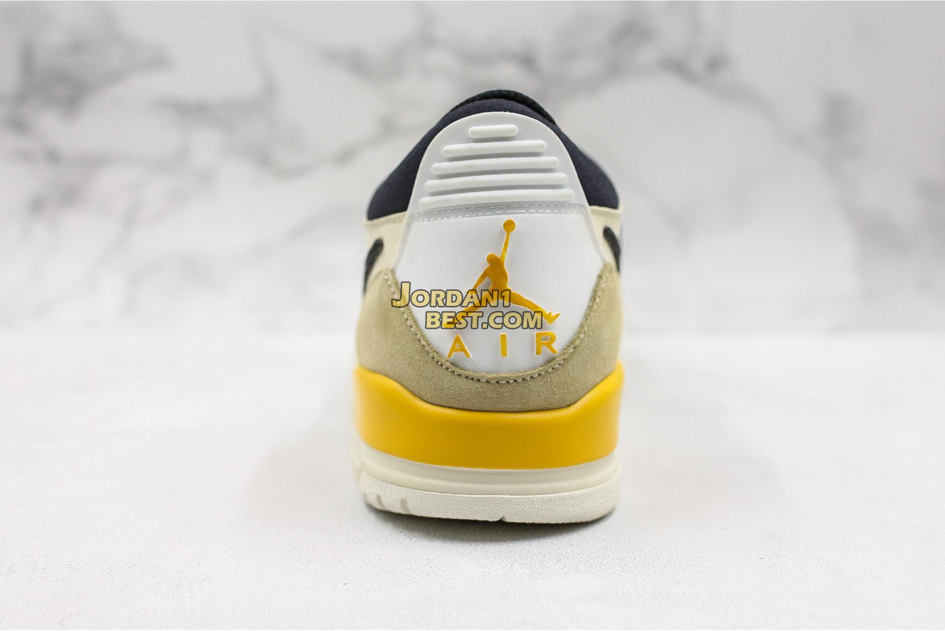 """Air Jordan Legacy 312 Low """"Pale Vanilla"""" CD7069-200 Mens"""