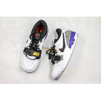 "new replicas Air Jordan Legacy 312 Low ""Lakers"" CD7069-102 Mens Womens summit white/varsity red-black-varsity purple-university gold Shoes replicas On Wholesale Sale Online"