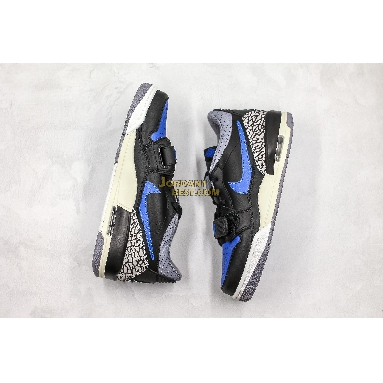 "AAA Quality Air Jordan Legacy 312 Low ""Royal"" CD7069-041 Mens Womens black/game royal-white-cement grey Shoes replicas On Wholesale Sale Online"