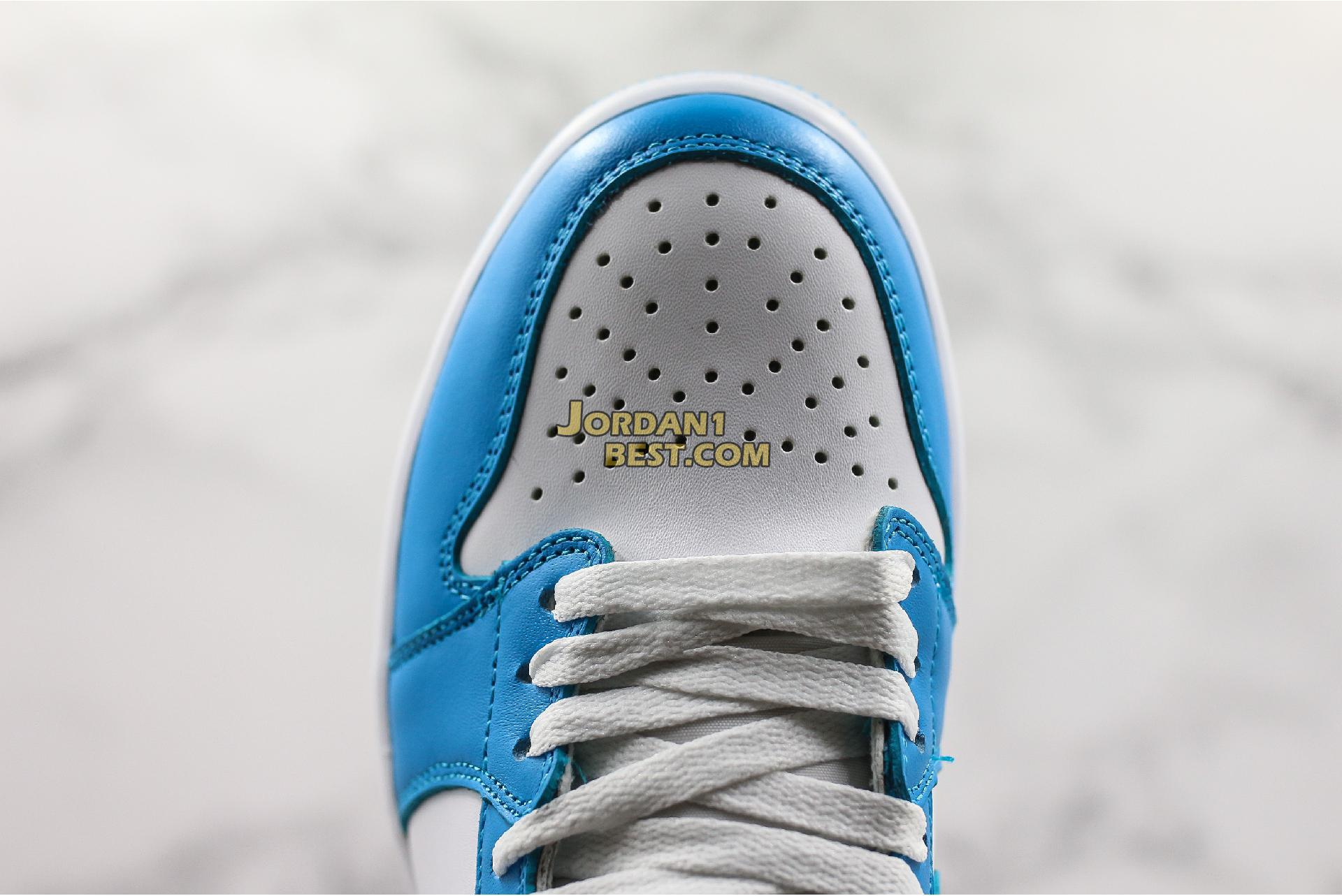 "2019 Eric Koston x Air Jordan 1 Low SB ""Powder Blue"" CJ7891-401 Mens Womens"