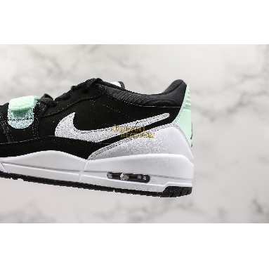 "AAA Quality Air Jordan Legacy 312 Low GS ""Black Teal Tint"" CJ5500-013 Mens Womens black/white-teal tint Shoes replicas On Wholesale Sale Online"