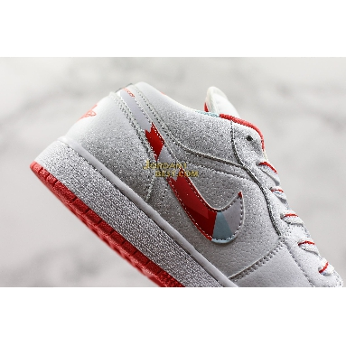 """fake Air Jordan 1 Low GS """"Topaz Mist"""" 554723-104 Womens white/topaz mist Shoes replicas On Wholesale Sale Online"""