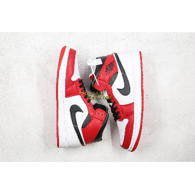 "fake Air Jordan 1 Retro High OG ""Chicago 2015"" 555088-101 Mens Womens white/black-varsity red Shoes replicas On Wholesale Sale Online"