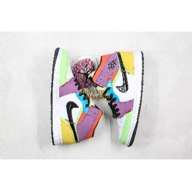 "AAA Quality Air Jordan 1 Mid ""SE Lightbulb"" CW1140-100 Mens Womens white/black-lightbulb-team orange Shoes replicas On Wholesale Sale Online"