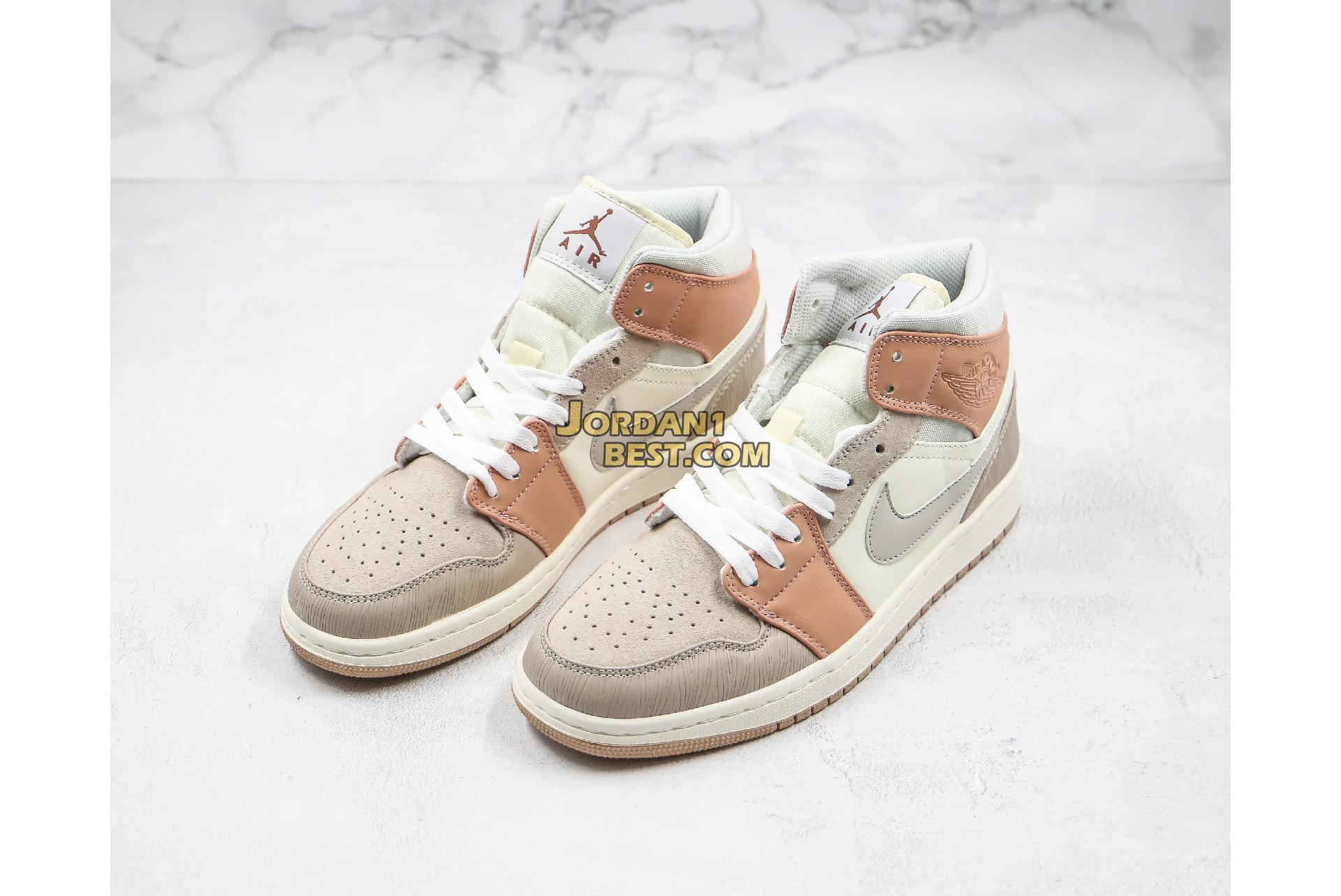 "2019 Air Jordan 1 Mid ""Milan"" CV3044-100 Mens Womens"