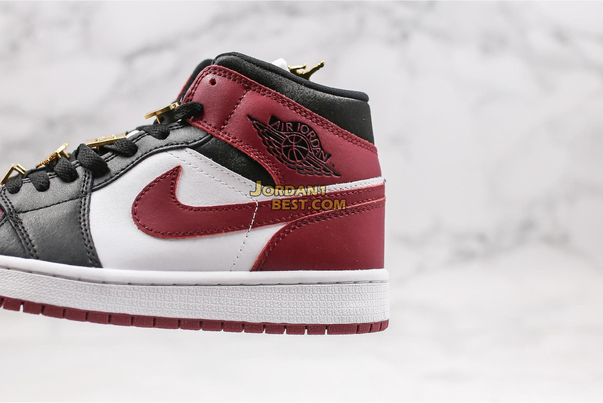 "Air Jordan 1 Mid ""35th Anniversary"" CZ4385-016 Mens Womens"