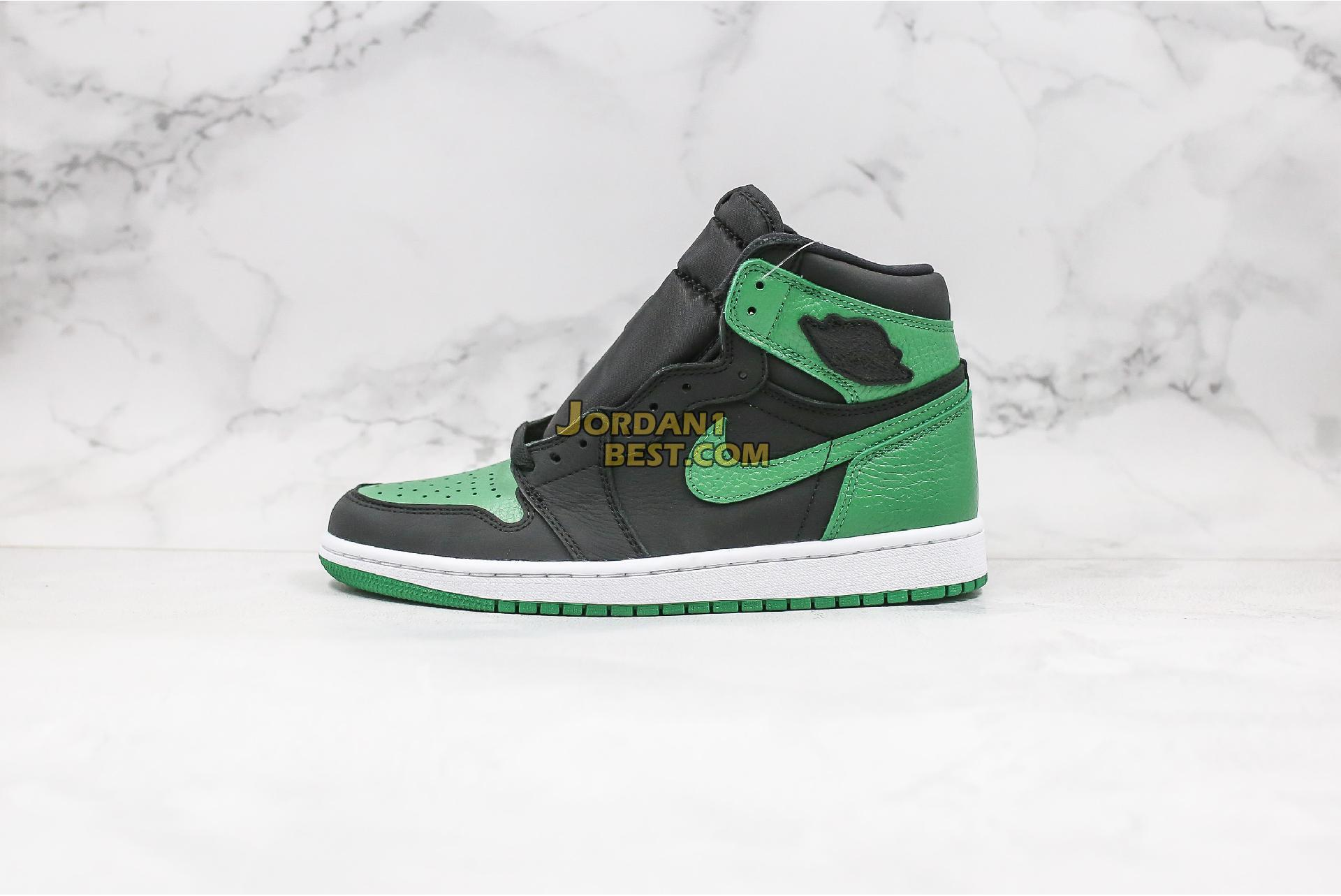 "Air Jordan 1 Retro High OG ""Pine Green 2.0"" 555088-030 Mens"