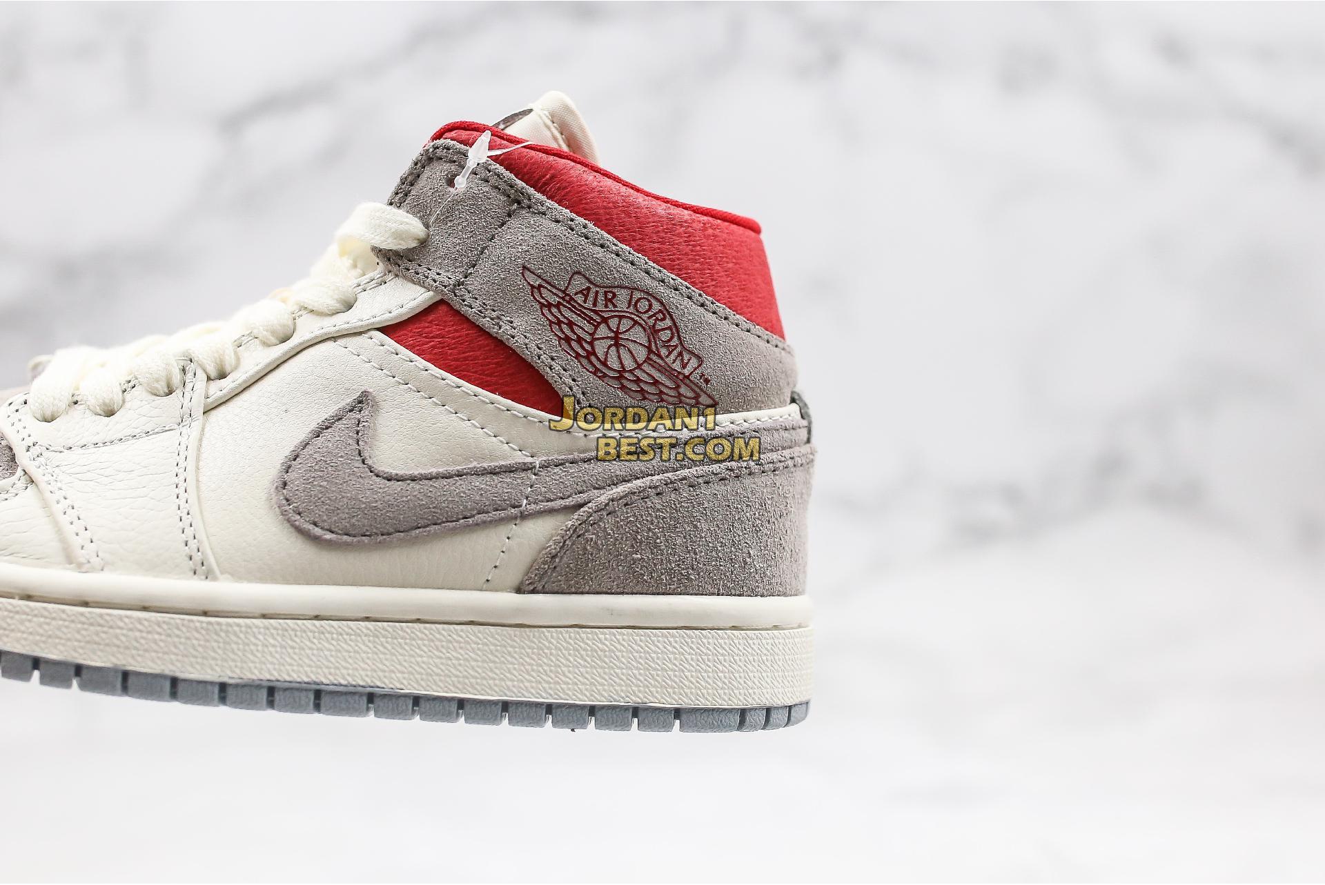 "Sneakersnstuff x Air Jordan 1 Mid ""Past, Present, Future"" CT3443-100 Mens Womens"