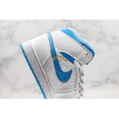 "AAA Quality Air Jordan 1 Mid ""UNC"" BQ6472-114 Mens blue/white Shoes replicas On Wholesale Sale Online"