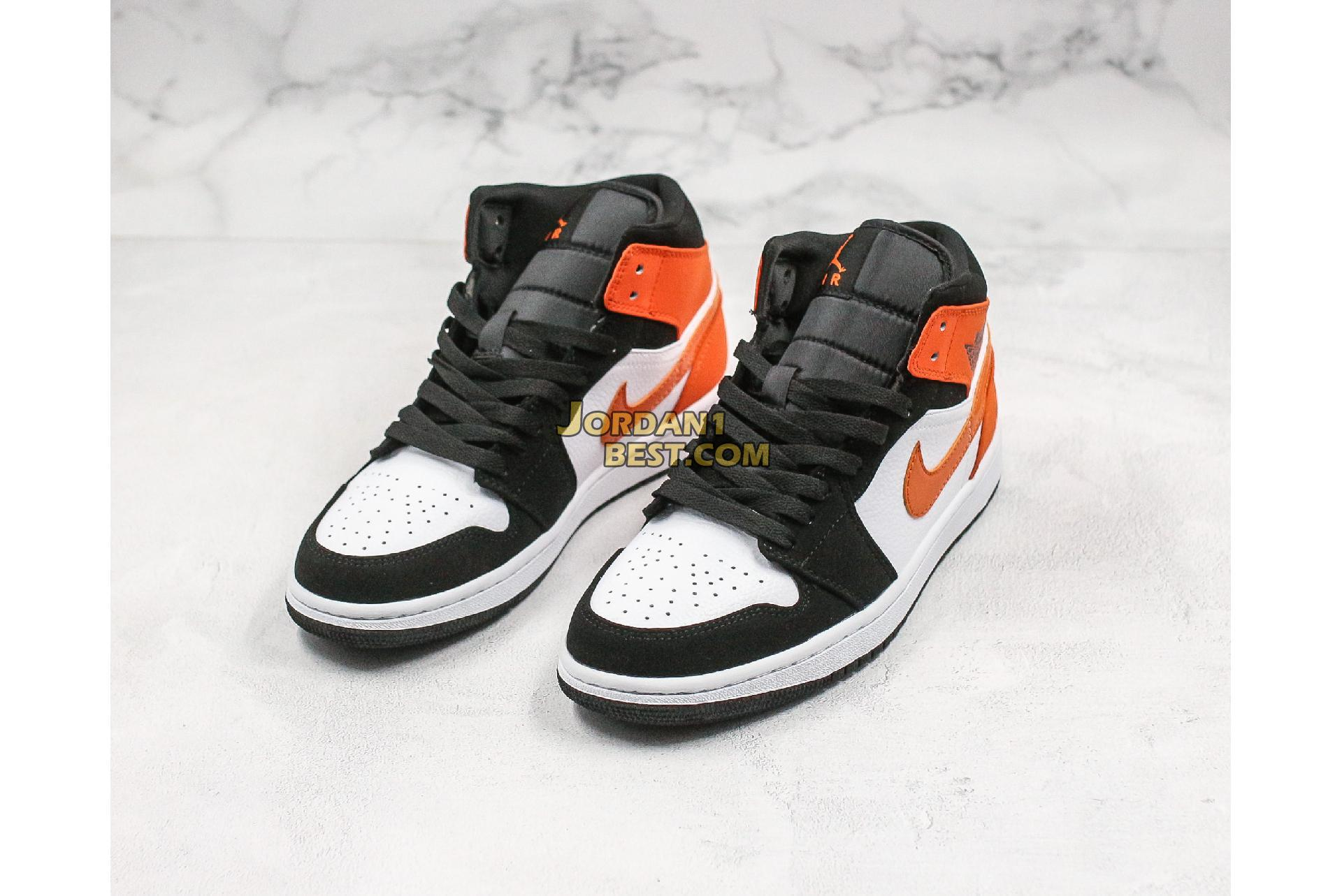 "Air Jordan 1 Mid ""Shattered Backboard"" 554724-058 Mens Womens"