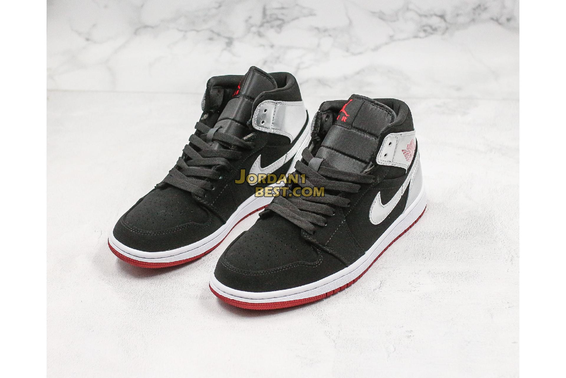 "Air Jordan 1 Mid ""Johnny Kilroy"" 554724-057 Mens"