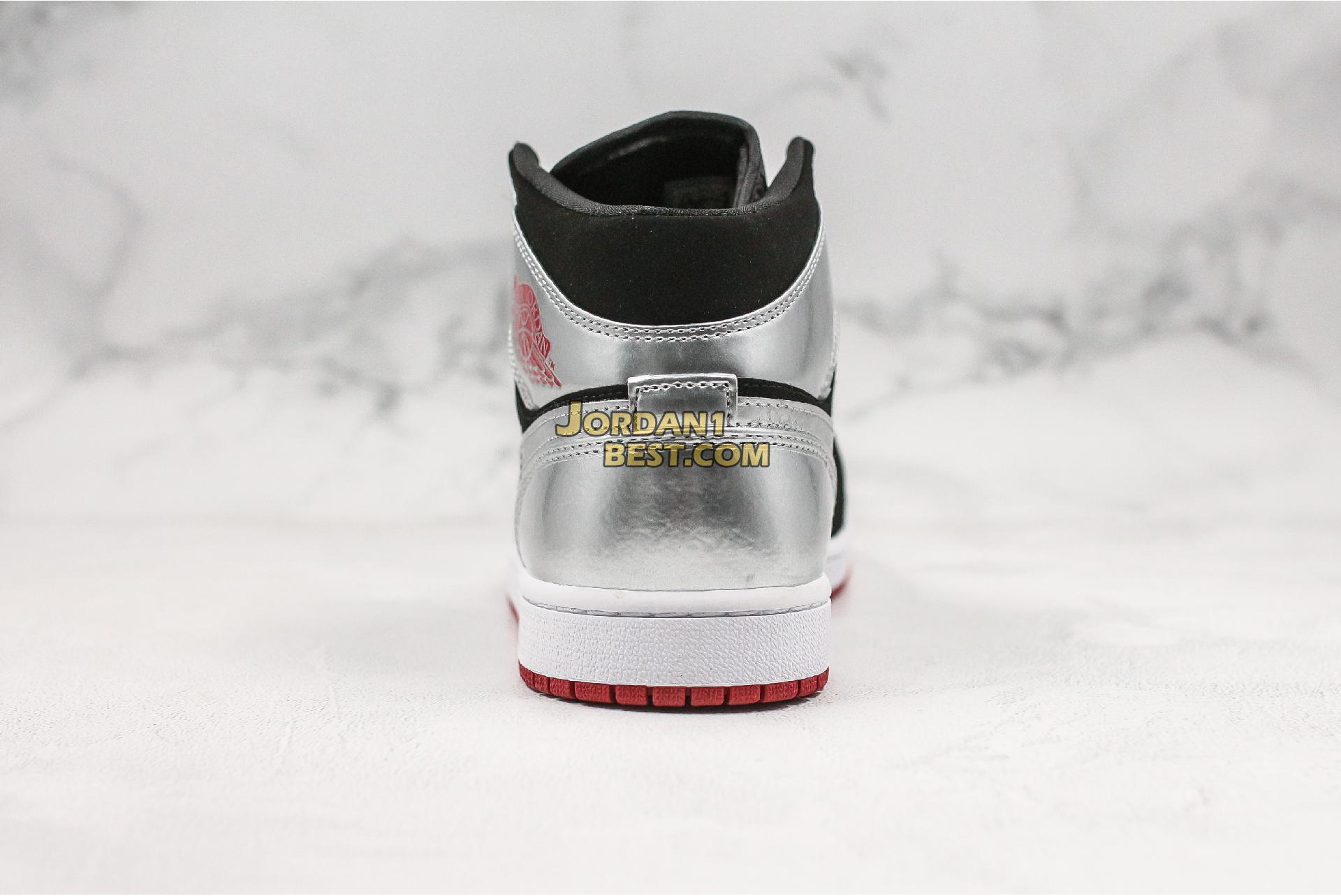 "Air Jordan 1 Mid ""Johnny Kilroy"" 554724-057 Mens"