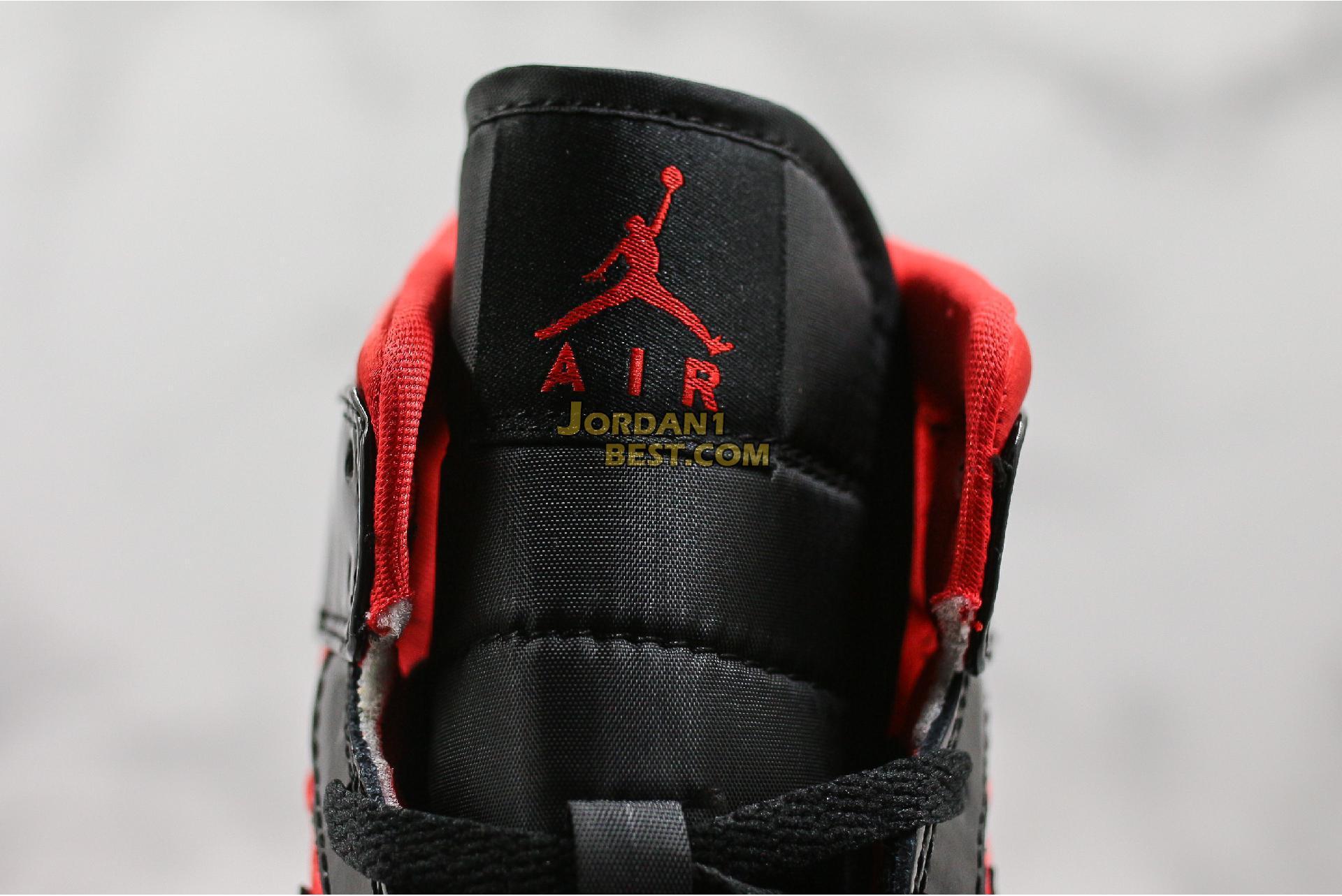 "Air Jordan 1 Mid ""Hot Punch"" BQ6472-600 Mens Womens"