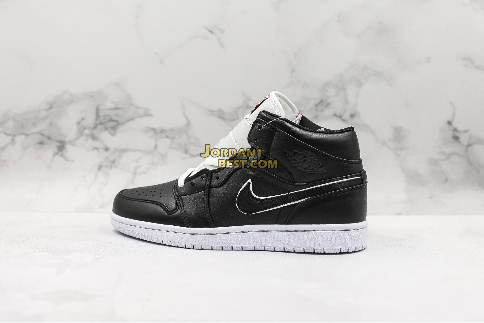 "Air Jordan 1 Mid ""Maybe I Destroyed the Game"" 852542-016 Mens"