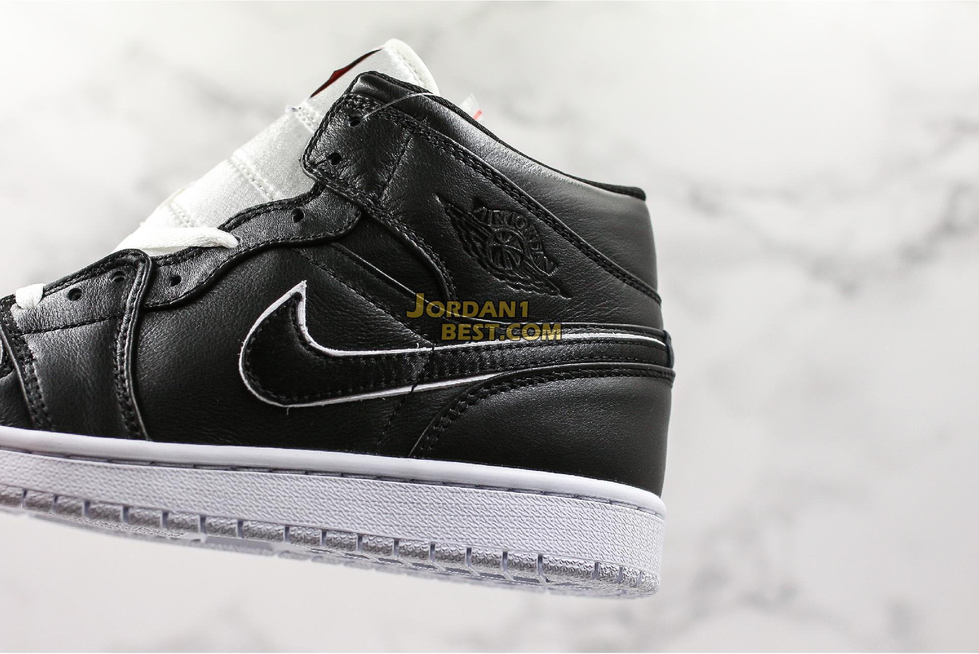 """Air Jordan 1 Mid """"Maybe I Destroyed the Game"""" 852542-016 Mens"""