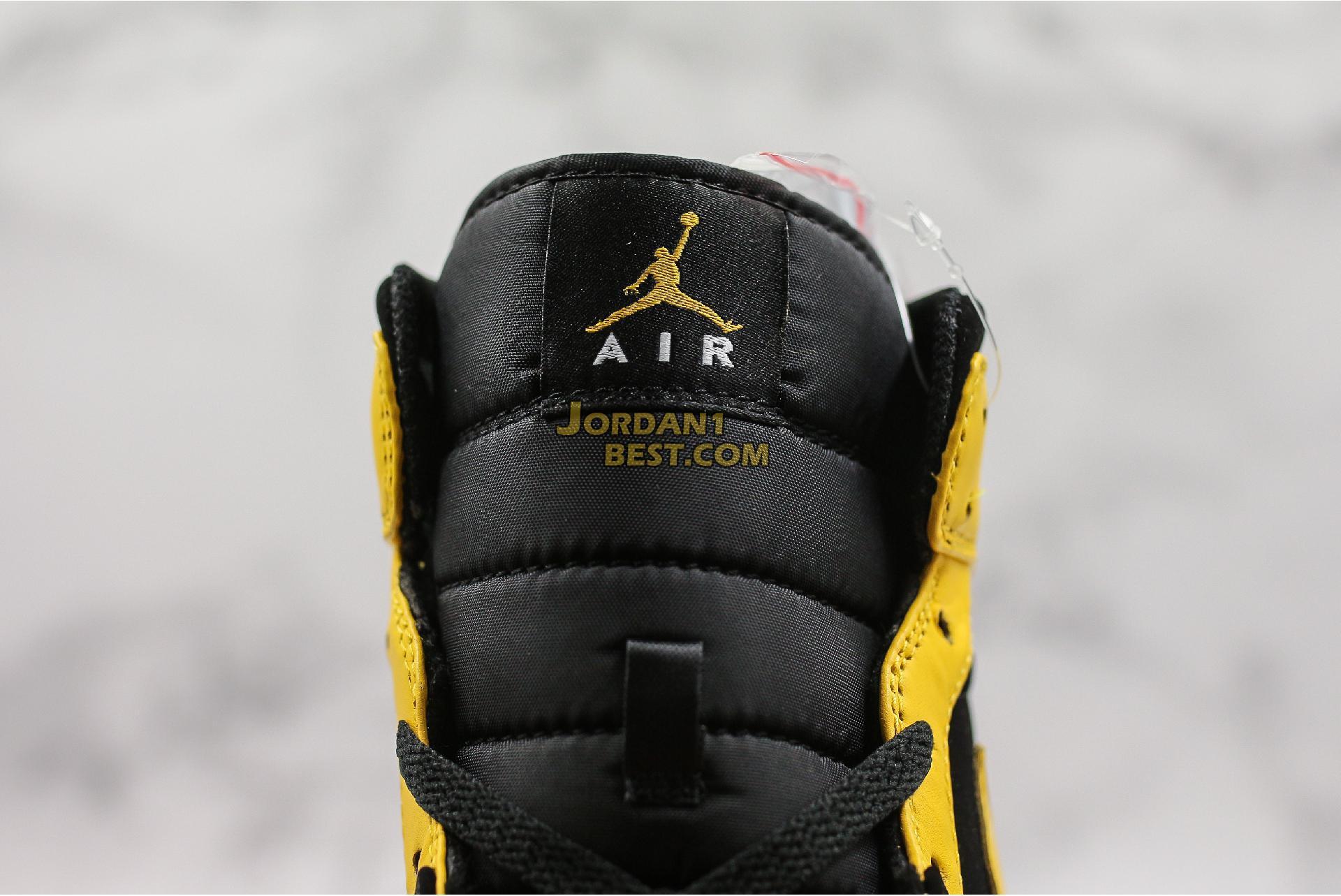 """Air Jordan 1 Retro Mid """"New Love"""" 554724-035 Mens"""