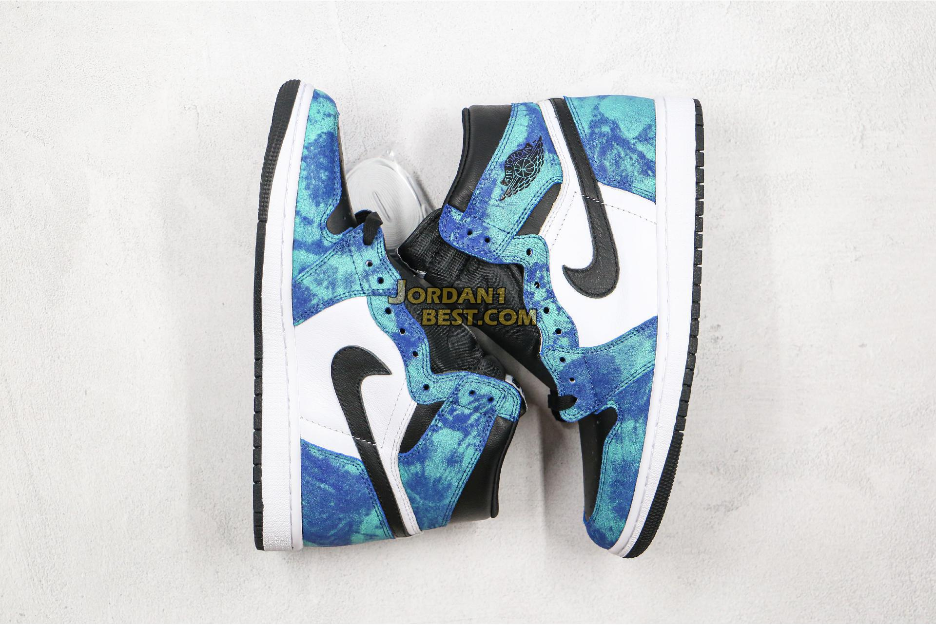 "Air Jordan 1 High OG ""Tie-Dye"" CD0461-100 Mens"