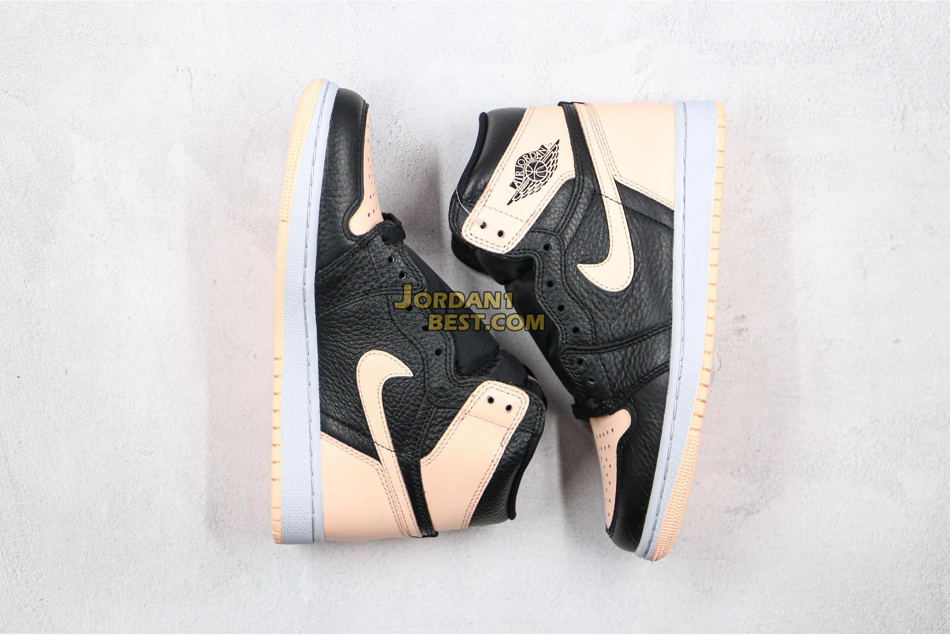 "Air Jordan 1 Retro High OG GS ""Crimson Tint"" 575441-081 Mens Womens"