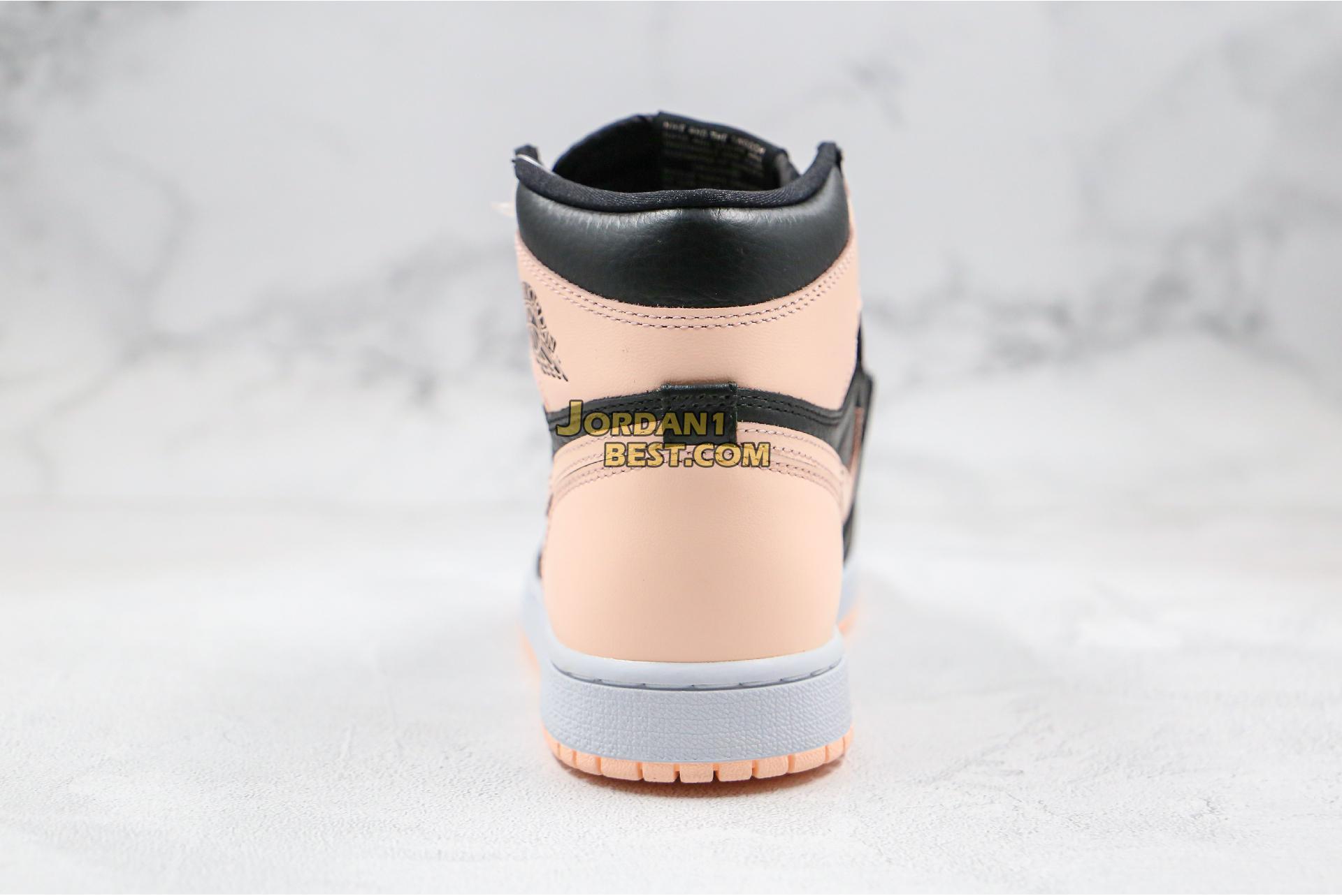 "Air Jordan 1 Retro High OG GS ""Crimson Tint"" 575441-081 Mens Womens"